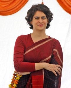 Priyanka Gandhi Bio